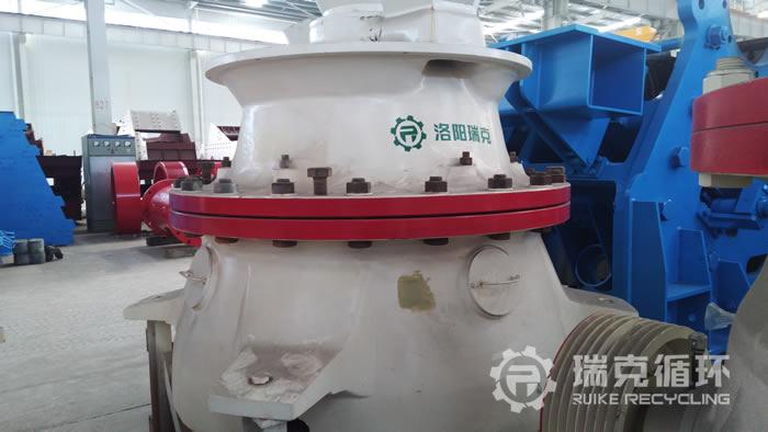 gp300单缸圆锥破碎机