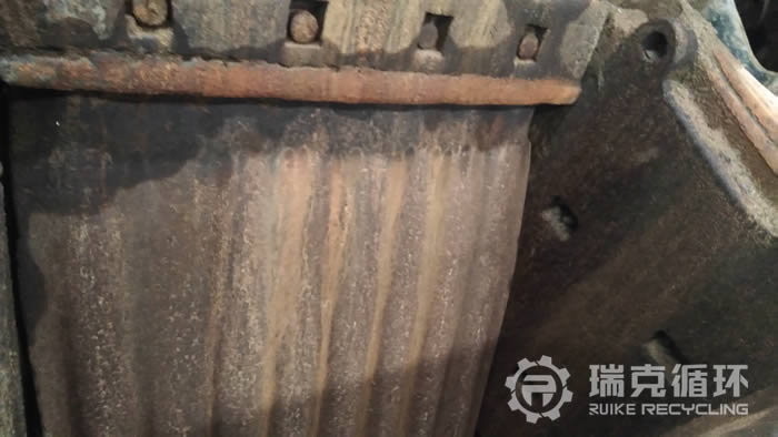 出售一台二手洛阳大华DHKS3624颚式破碎机